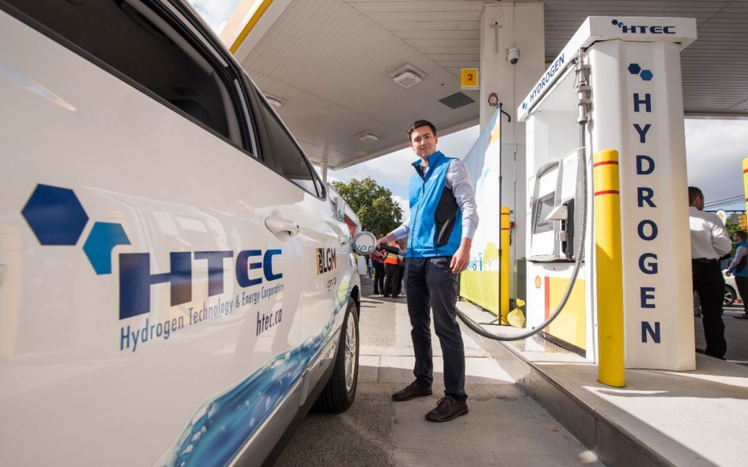 HTEC and Shell Open the Door to Hydrogen Access for Hydrogen Vehicle Owners